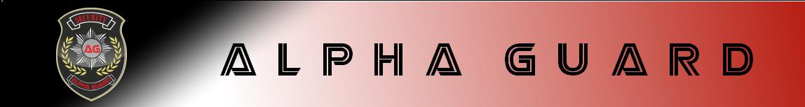Alpha Guard – Sicherheitsdienst Münster